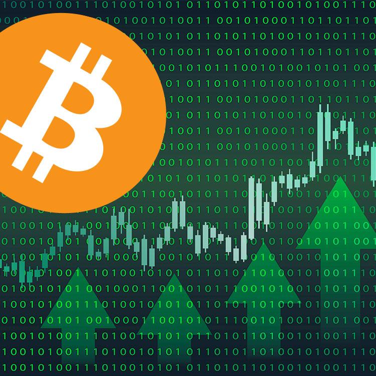 Alguien compra millones de bitcoin y dispara su valor