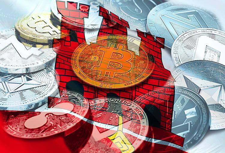 Gibraltar planea regular las criptomonedas
