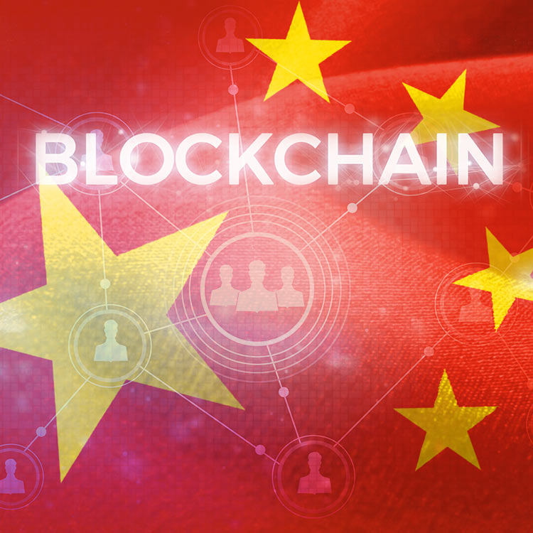 Medios de comunicación chinos alaban Blockchain