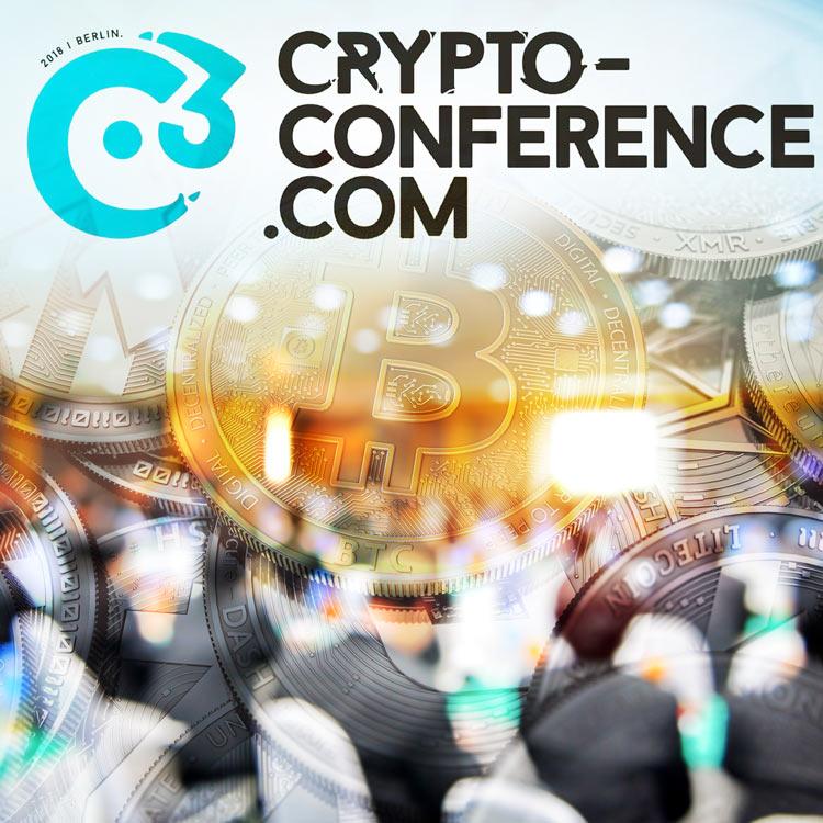 C3 la CRYPTO-Conferencia más grande de Alemania