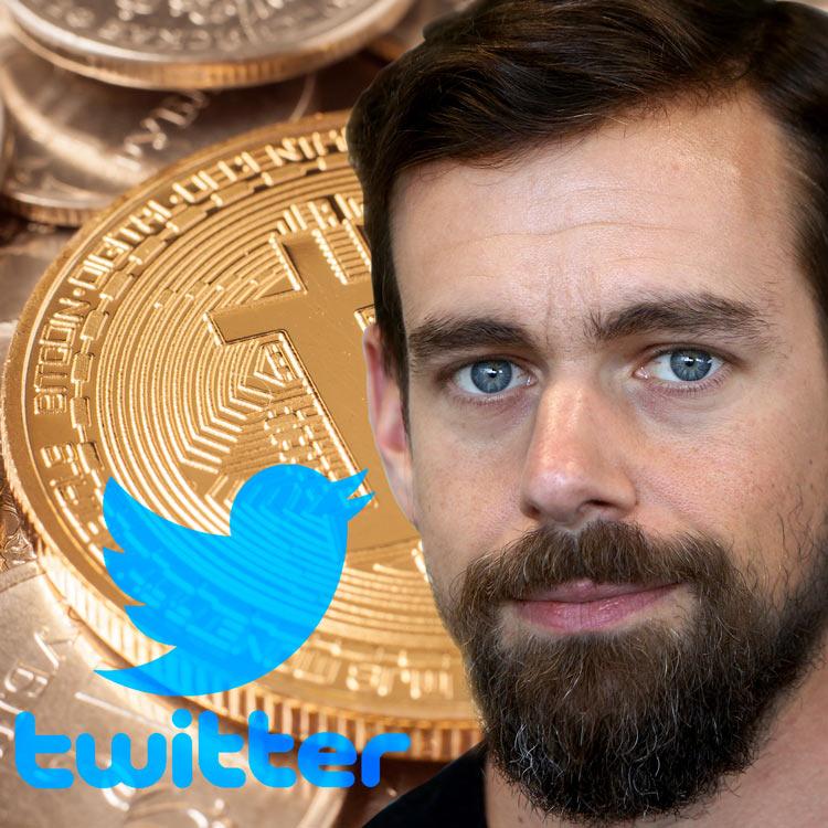 Ceo de twitter dice que en 10 años solo estará Bitcoin