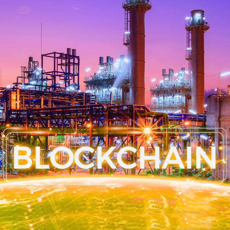 El sector energético ha invertido 300 millones de dólares en blockchain
