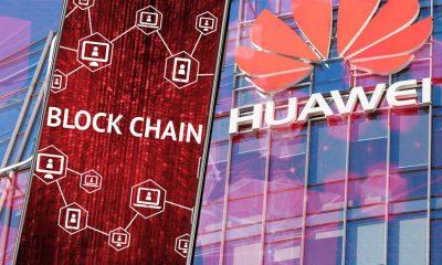 Huawei planea construir un Smartphone Blockchain