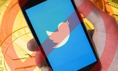 Twitter quizás prohíba la publicidad de criptomonedas