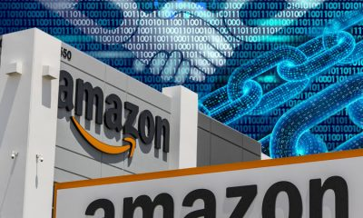 Amazon pide patente blockchain