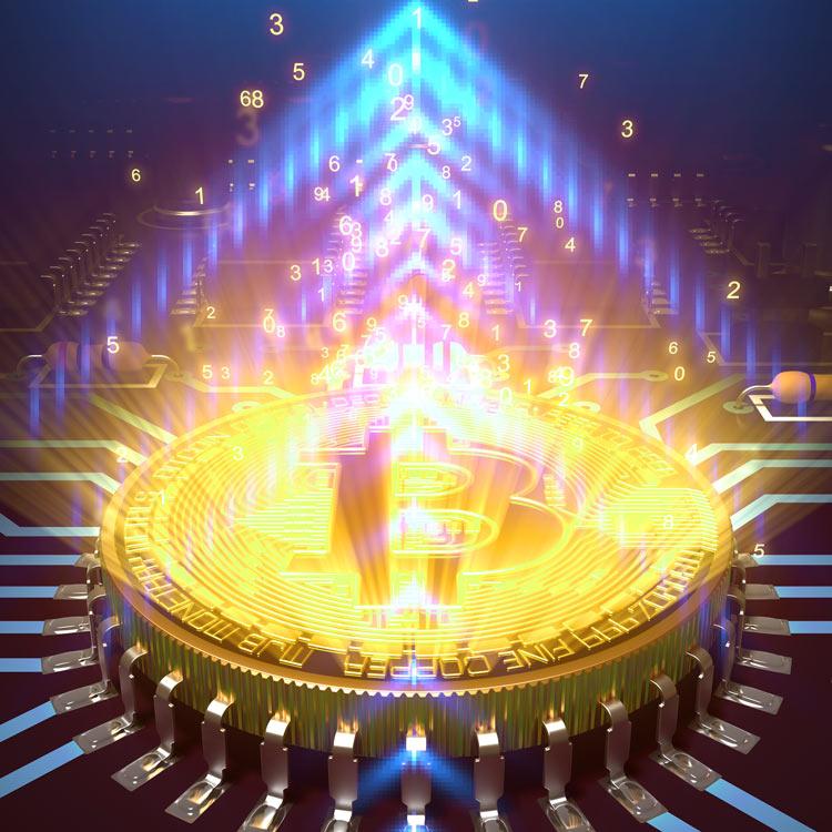 Bitcoin hacia los 9000