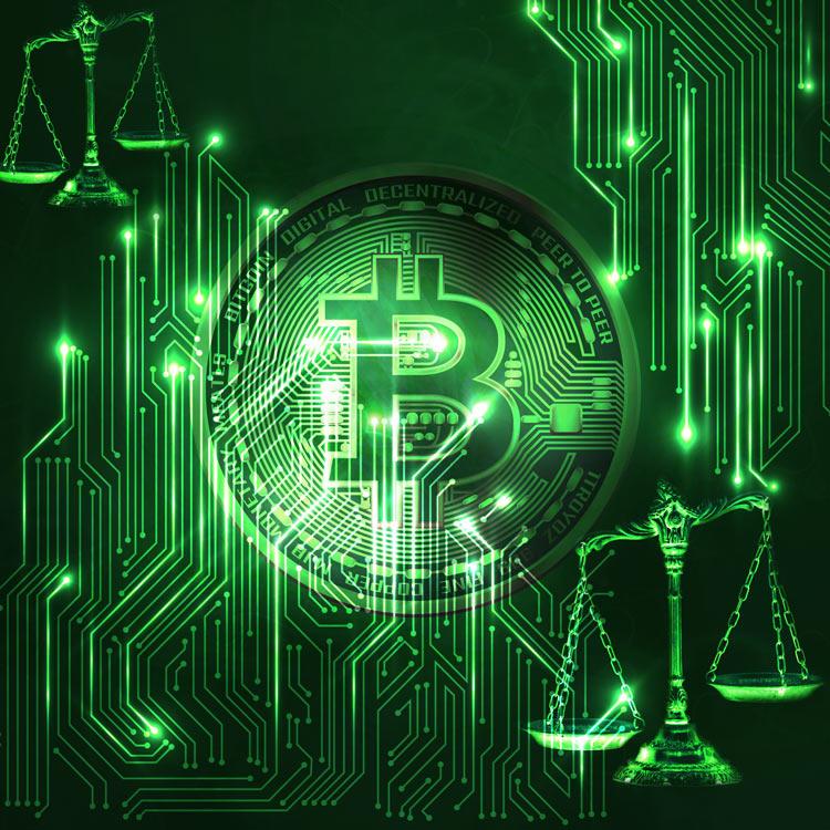 Estudio asegura que Bitcoin no es criminal