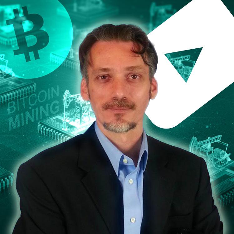 Hablando con Felipe Huicochea: Minería de criptomonedas