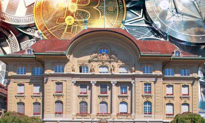 La banca suiza halaga las criptomonedas