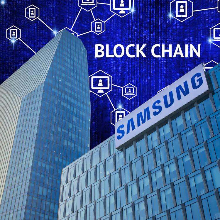 Samsung usará Blockchain en sus cadenas de suministro globales