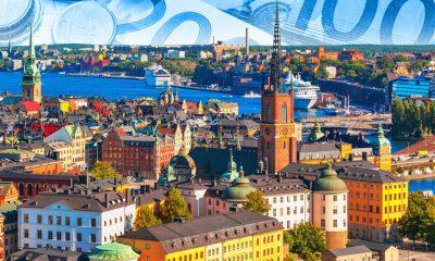 Suecia será el primer país sin dinero en efectivo