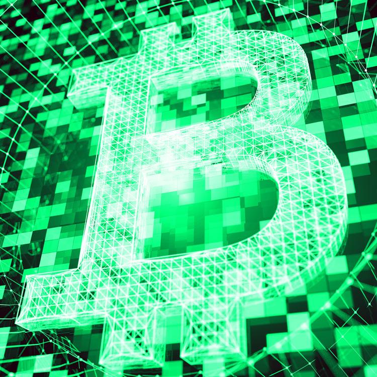 Bitcoin se impone superando los 9.600$