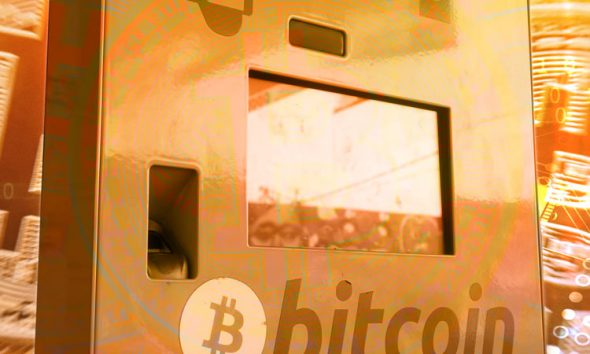 Más de 3000 cajeros Bitcoin instalados