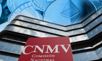 Criptoproyectos en CNMV España