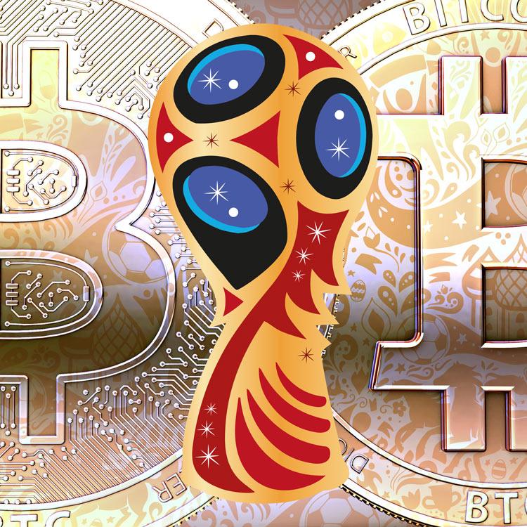 Paga con Bitcoin en el Mundial de Futbol 2018 Rusia