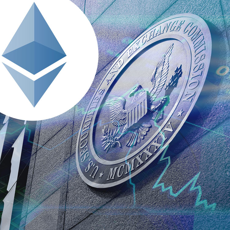 SEC descarta Ethereum como valor