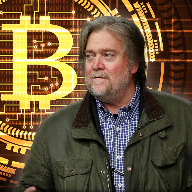 Steve Bannon Apuesta por la Revolución Bitcoin