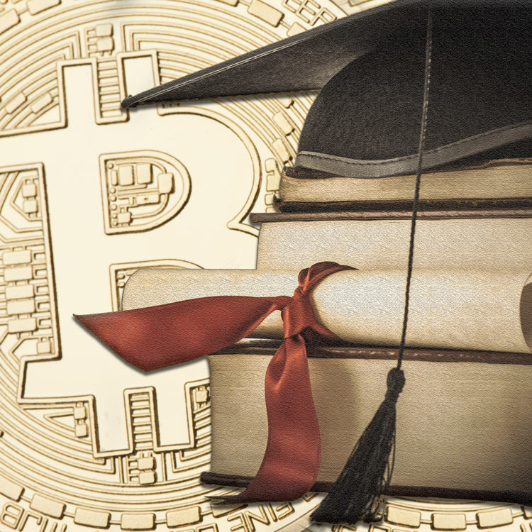 Universidades Invierten en Bitcoin