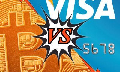 Visa vs Bitcoin