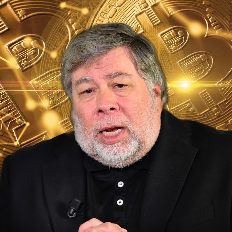 WOZNIAK desea que bitcoin sea la moneda mundial