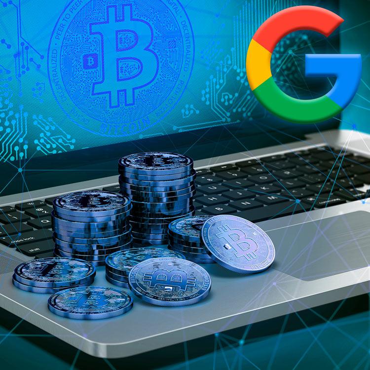 Google vuelve a permitir criptoanuncios