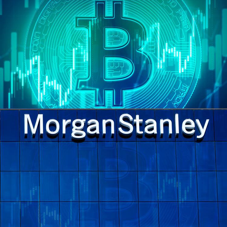 Productos Bitcoin de Morgan Stanley