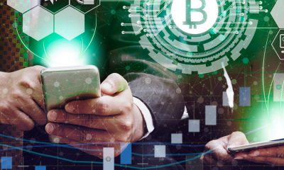Se transfieren miles de bitcoins por una tarifa diminuta