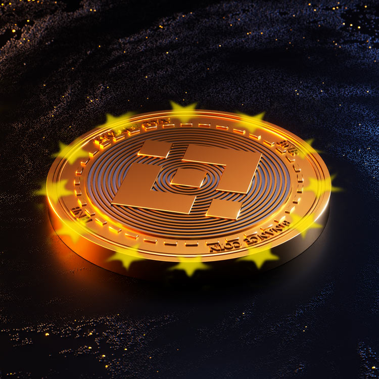 Binance se extiende en el mercado europeo