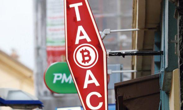 Bitcoin en Tiendas de Tabaco