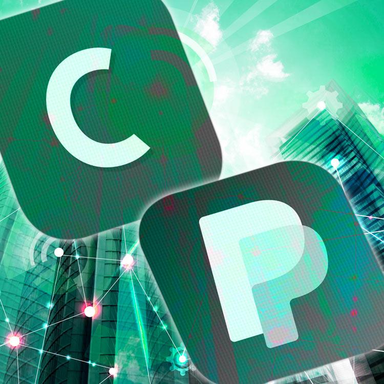 Coinbase permite retirar dinero fiat por paypal
