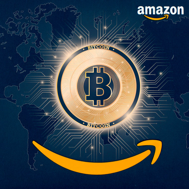 GRACIAS A MOON PAGA CON BITCOINS EN AMAZON