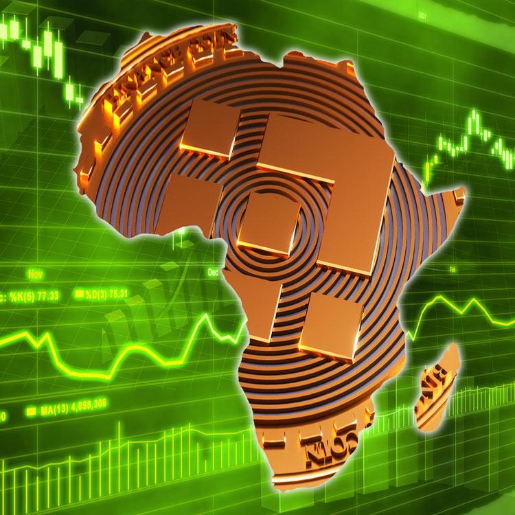 BINANCE LANZA PROYECTO PARA COMBATIR EL HAMBRE EN ÁFRICA