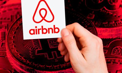 Ya es posible reservar con bitcoin en airbnb