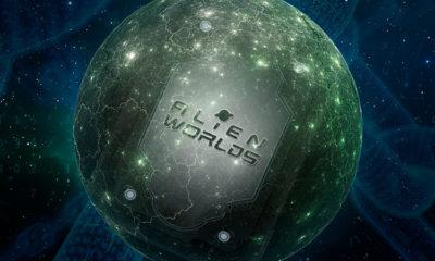 Alien Worlds se alza como el mejor juego de Blockchain con más de 20 millones de transacciones