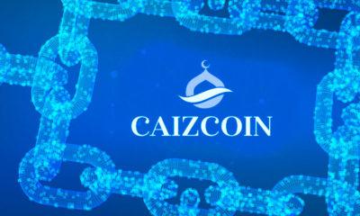 CAIZCOIN - Una plataforma islámica de cadena de bloques