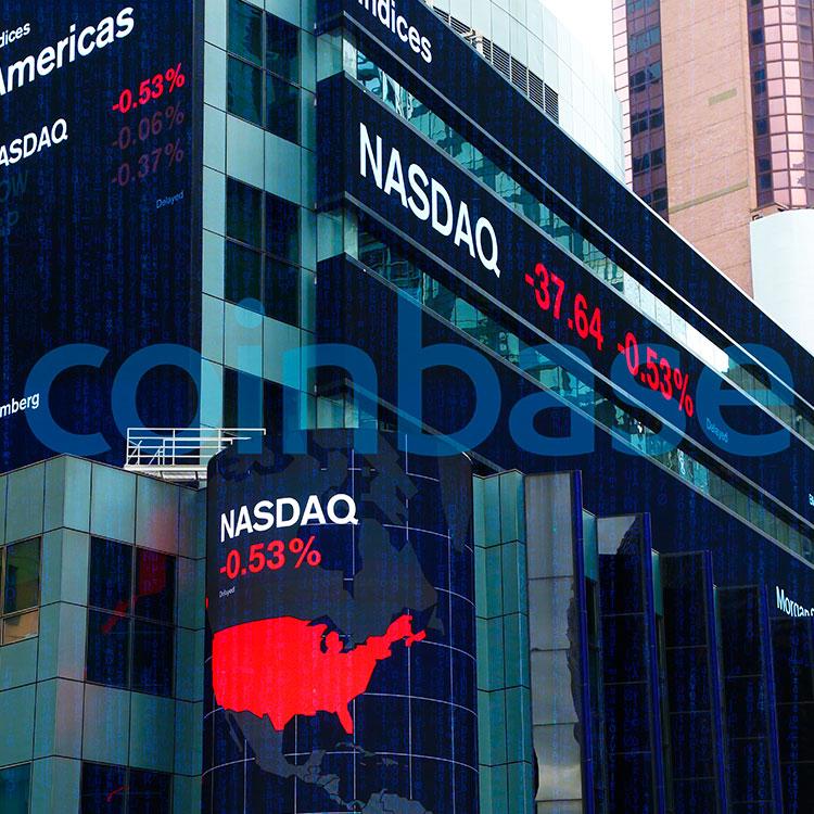 Coinbase cotizará directamente en el nasdaq el 14 de abril