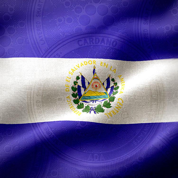 """Cardano busca hacer un """"Bitcoin"""" en El Salvador"""