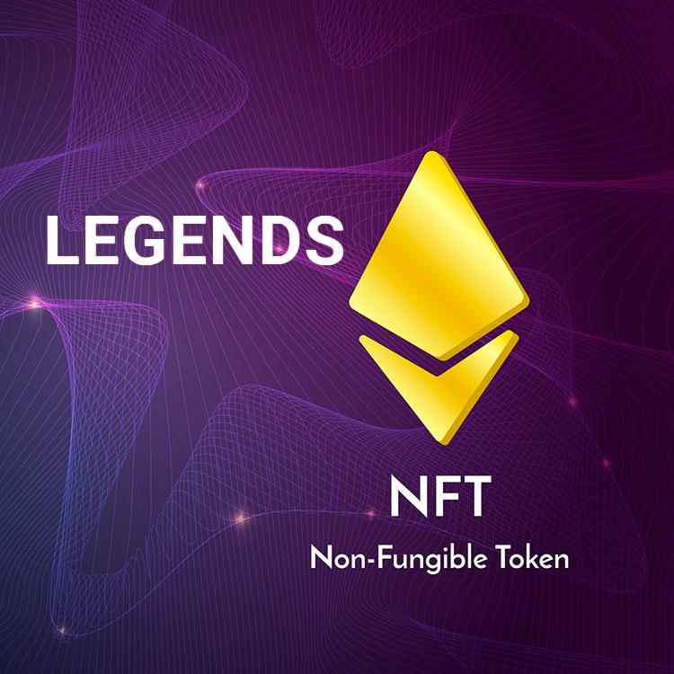 Legends: La plataforma premium de acuñación de NFT