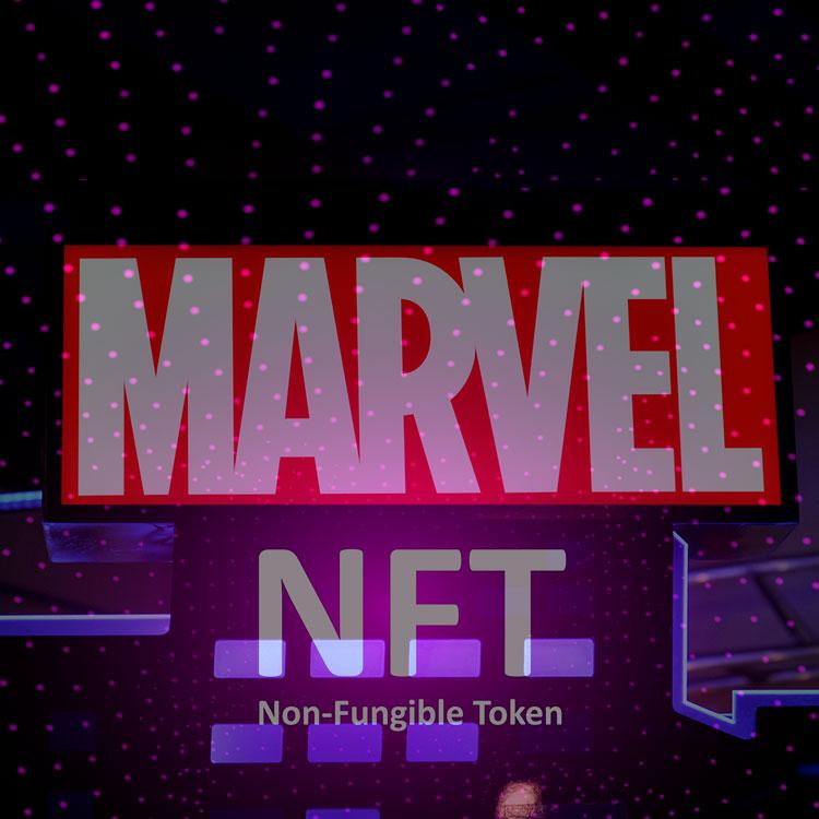 Marvel anuncia NFT en colaboración con Veve