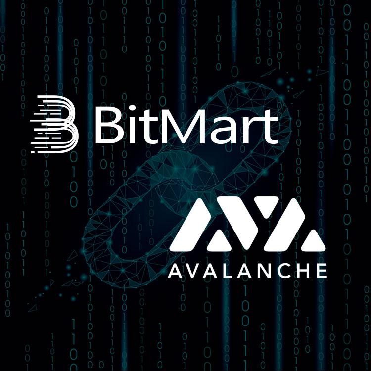 BitMart se integra oficialmente en la cadena de bloques Avalanche