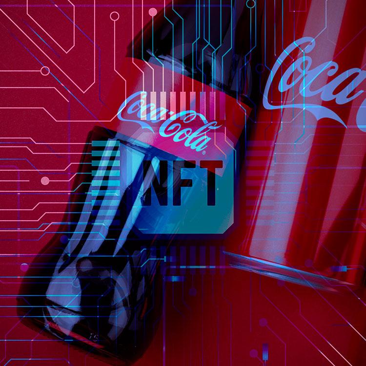 Coca-Cola se asocia con Tafi para el Día de la Amistad NFT