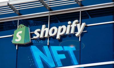 Shopify añade soporte a los comerciantes para las NFTs